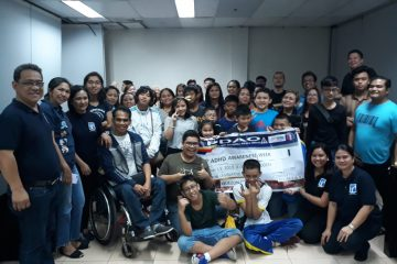 Kuwentuhang ADHD in Quezon City Hall – A Fun and Meaningful Day for Parents and Teens